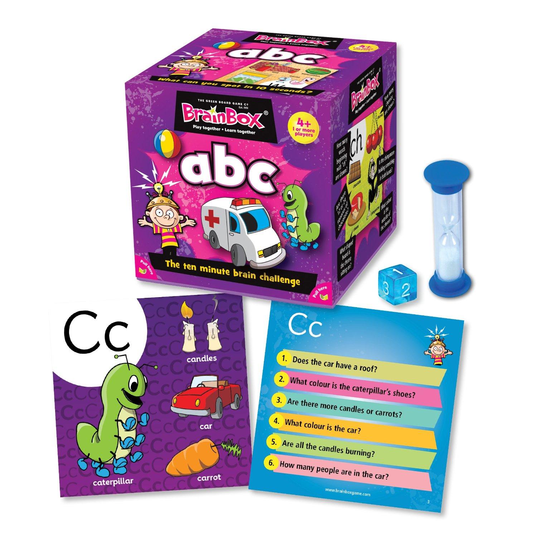Educational Games Toys R Us : Brainbox abc curious kids