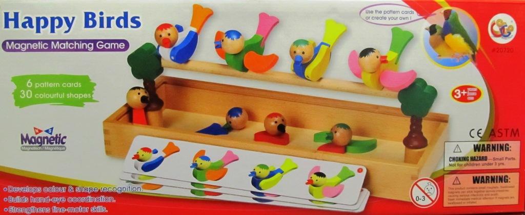 Play Happy Birds